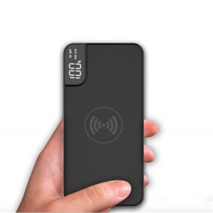 High capacity 2 wireless power bank 10000 Mah