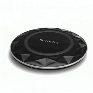 Diamond design wireless charger