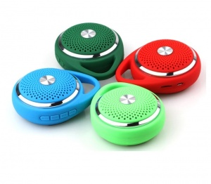 key ring speaker