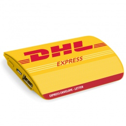 Power bank для компании DHL