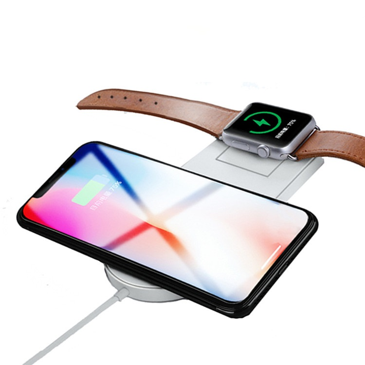 Wireless charger 2 for iPhone and Apple watch
