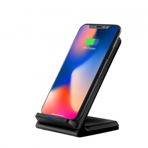 PU wireless stand charger